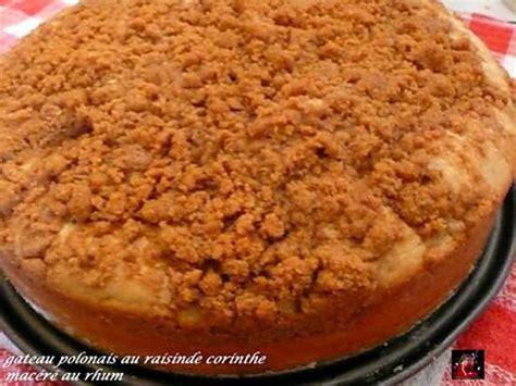 gateau d anniversaire herve cuisine gateau peche rhum secrets culinaires gâteaux et