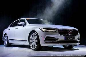Volvo S90 2017 : 2017 volvo s90 flagship sedan launched in the philippines auto industry news ~ Medecine-chirurgie-esthetiques.com Avis de Voitures