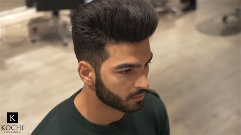 Big Volume Quiff Mens Haircut And Hairstyle 2017