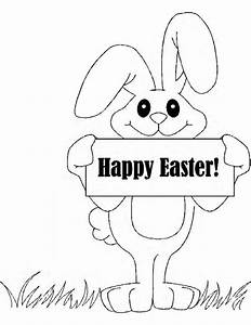 Easter Pages To Color | Coloring Pages - Part 3