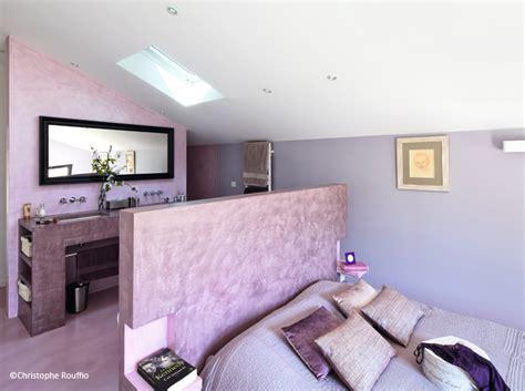 chambre couleur violet couleur chambre décoration