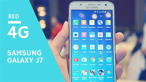 activar datos moviles samsung j7