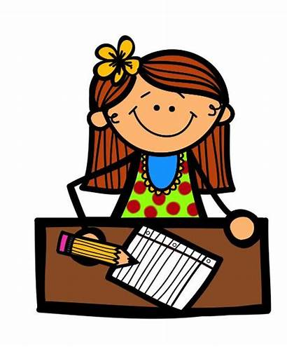Clipart Writing Figuring
