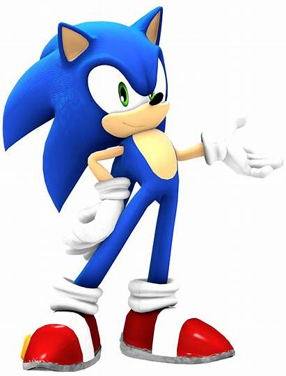 Sonic Render Modern Deviantart Games Fan Favourites