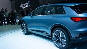 Audi Q4 E-tron Is Destined For Production By 2020