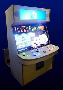 best arcade cabinet ever has 55 inch screen plays over