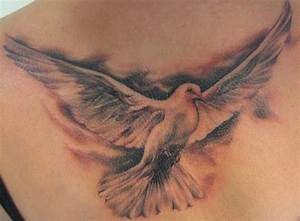 FREE TATTOO PICTURES: Dove Tattoo - A Universal Symbol of ...