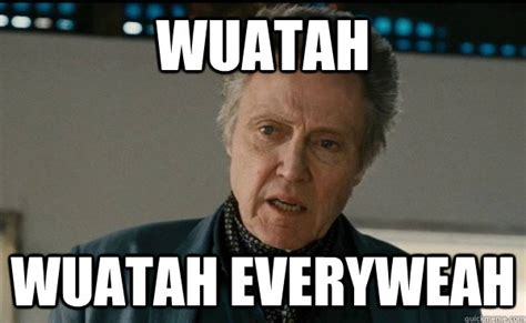 Christopher Walken Memes Christopher Walken Memes Image Memes At Relatably