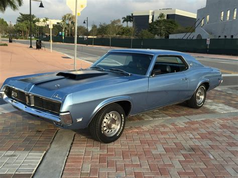 1969 Mercury Cougar XR7 for sale
