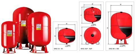 elbi vaso espansione vaso espansione elbi erce 35 con piedi comid