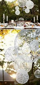 Deko Für Hochzeit : deko drau en diy wedding pinterest drau en deko und ideen f r die hochzeit ~ Markanthonyermac.com Haus und Dekorationen