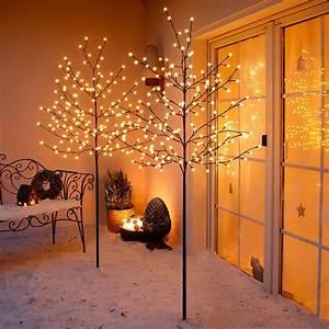 Weihnachtsbeleuchtung Außen Baum : led baum lichterpracht mittel online kaufen bei g rtner p tschke ~ Orissabook.com Haus und Dekorationen