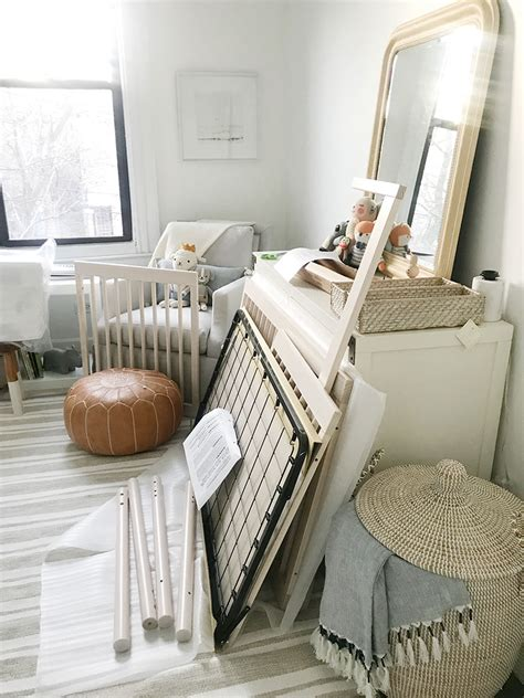 how to put a crib together without nursery update putting the crib together and choosing