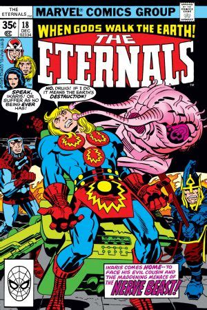 Eternals (1976 - 1978) | Comic Series | Marvel