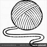 Coloring Yarns Marvelous Outline Drawing Neo sketch template