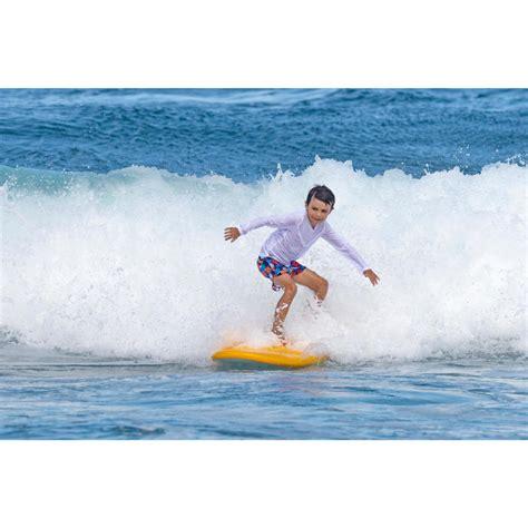 tribord water tee shirt anti uv surf manches longues enfant decathlon