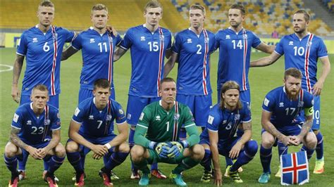 Fifa World Cup Group Iceland