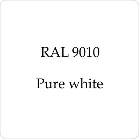 Ral 9010 Wandfarbe by Ral 9010 Cellulose Car Paint White 10l With Free