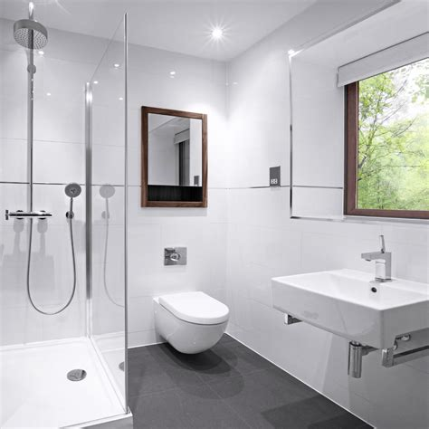 Bathroom White Tiles by Only 10 M2 White Gloss Rectified Edge Ceramic Wall Tile