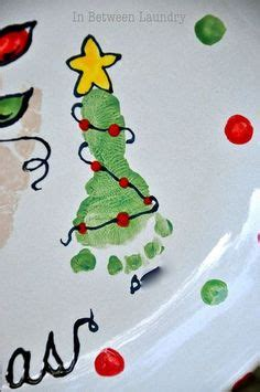 footprint reindeer christmas card christmas craftskids