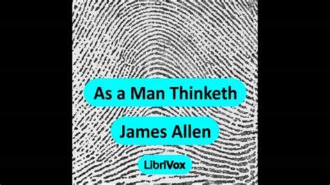 As A Man Thinketh (full Audio Book) Youtube