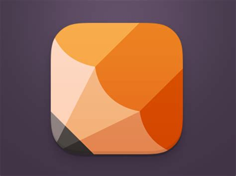 pencil app icon  ios  naveen dribbble