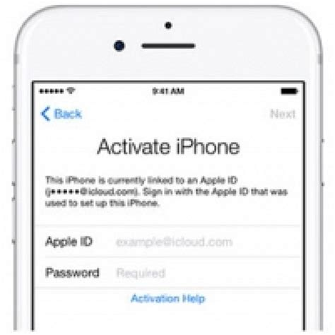 activate iphone activation lock on macrumors