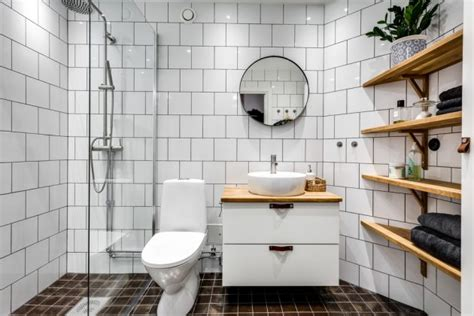 17 Stunning Scandinavian Bathroom Designs You're Going To Love