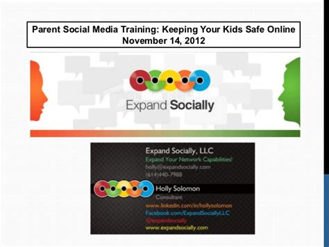 social media certificate free social media for parents keeping your safe