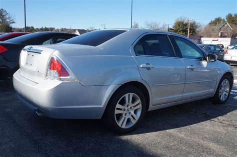 2006 Ford Fusion Mpg by 2006 Ford Fusion V6 Sel V6 Sel 4dr Sedan In Lewiston Me