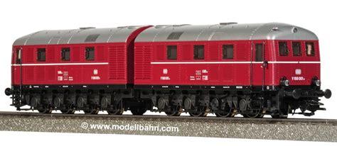 Marklin 37283 V188 Dual Diesel Electric Locomotive Set