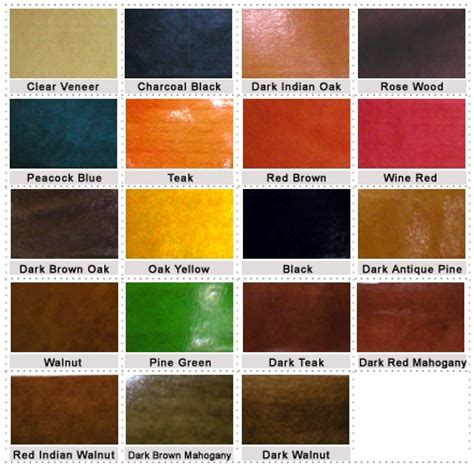 wood colored paint introduction to wood stains in india indian woodworking