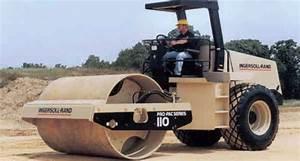 Compactor Roller Ingersoll Rand Rentals Mcalester Ok