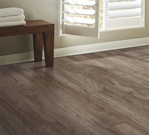 vinyl flooring high end mohawk embostic coastal gray onflooring