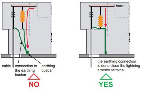 surge arrester wiring diagram 29 wiring diagram images