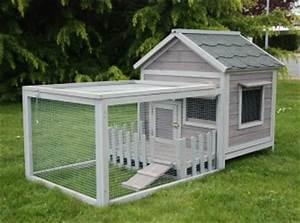 Cabane Pour Chat Exterieur Pas Cher : cage pour lapin d 39 ext rieur animaloo ~ Farleysfitness.com Idées de Décoration