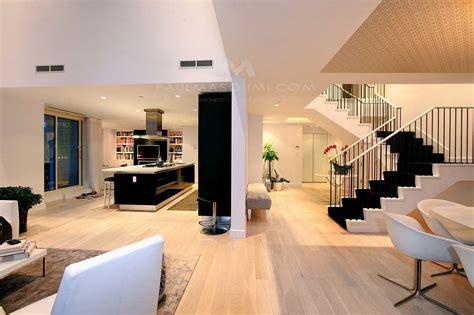 Contemporary Modern Open Concept Kitchen Living Room Ideas