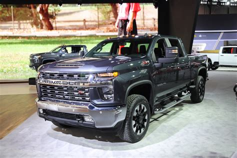 Chevrolet Silverado Lt by 2020 Silverado Hd Lt With Z71 Package Photo Gallery Gm