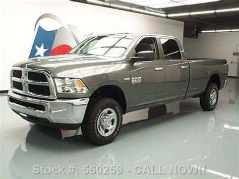 Find used 2013 DODGE RAM 2500 CREW 4X4 HEMI 6 PASS LONG