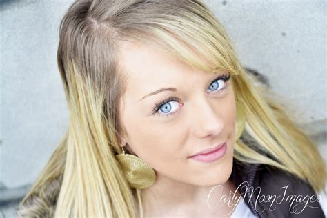 Blond Hair Blue by Moon Images Hair Blue