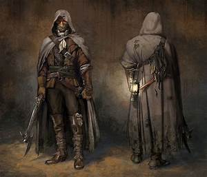 Arno Concept - Characters & Art - Assassin's Creed Unity ...