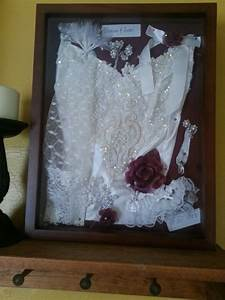 1000 images about wedding gown keepsake ideas on With keepsakes made from wedding dresses