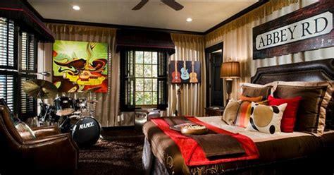 inspired bedrooms  teenagers rilane