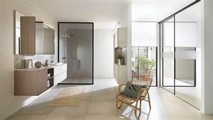 Photo Salle De Bain Moderne : salle de bains moderne sur mesure schmidt ~ Premium-room.com Idées de Décoration