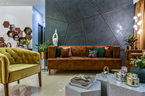 Residential Interior Project Has Modern Yet Vintage Take