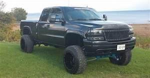2003 Chevy Silverado Extended Cab Lifted