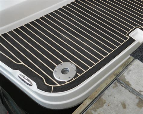 Boat Decking Material by Photo Snap In Carpet For Boats Images 100 Vinyl Decking