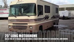 1996 Fleetwood Storm 25 U0026quot  Foot Motorhome