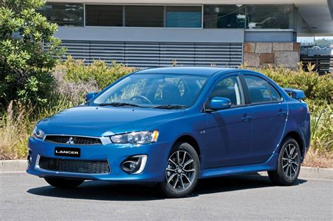 mitsubishi lancer mitsubishi cars news facelifted 2016 lancer now available