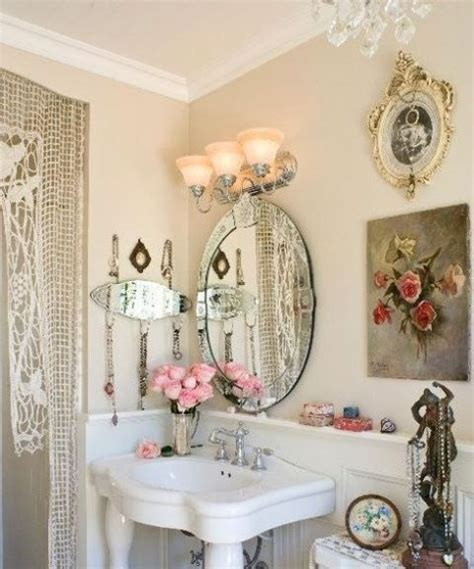 shabby chic small bathroom ideas 28 lovely and inspiring shabby chic bathroom décor ideas